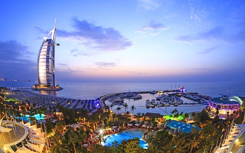Dubai With Bhurj AL Arab & MovenPick Tour