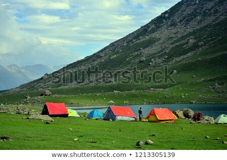Kashmir Adventure Tour  Camping & Treaking Asia Great Lake