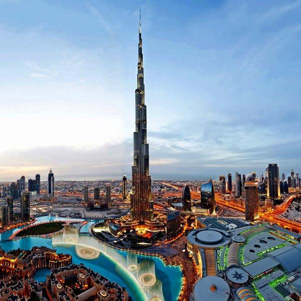 Iran - Dubai Tour