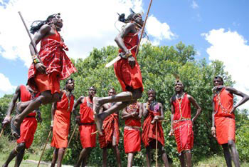 Masai Mara - 3Days Tour