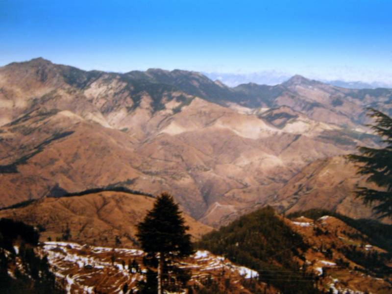 Kangra Tour Package