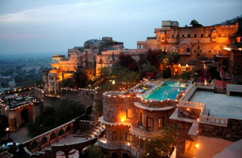 Indian Wedding Tour - Neemrana