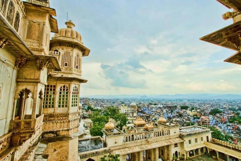 RAJ 04:  Jodhpur - Mount Abu  – Udaipur 6N/7D Tour