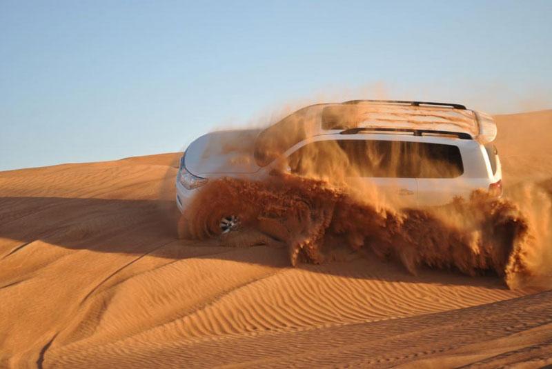 The Real Taste Of Dubai Tour