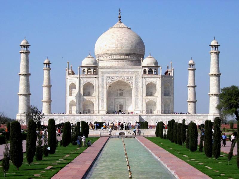 Taj Mahal Trip From Jaipur