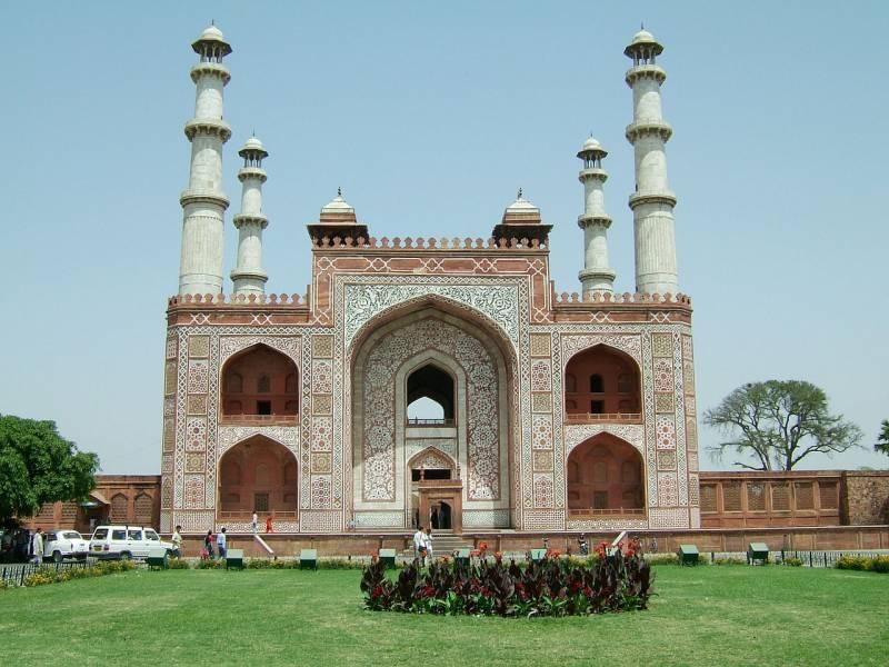 Taj Mahal Trip From Goa