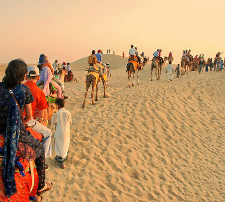 Desert Adventure Tour Of Rajasthan Tour