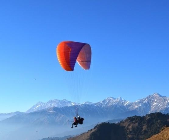 Paragliding Tour Package To Bir Billing
