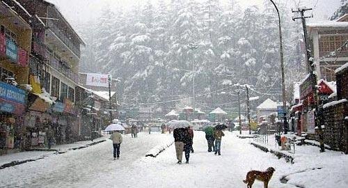 Shimla - Manali - Dharmshala - Dalhousie Tour