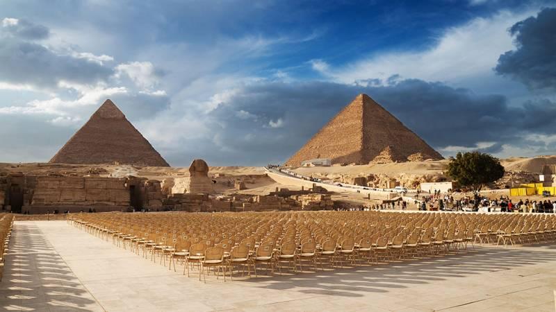 Egypt 10 Days Tour