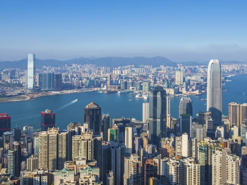 Hong Kong 5 Days Tour