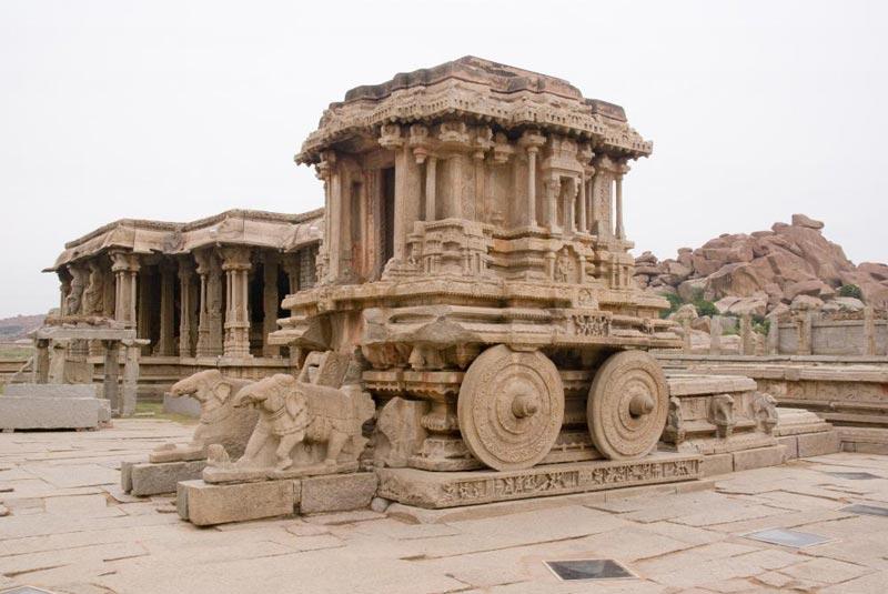 Hampi - Badami - Vijayapura Package