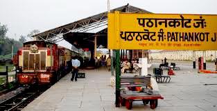 Pathankot - Palampur - Shimla - Chandigarh Tour