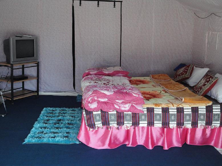 Luxury Camp Package