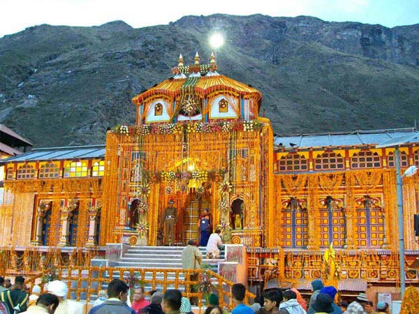 Char Dham From Haridwar Tour