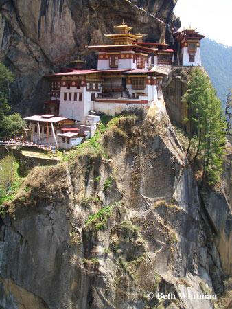 Bhutan - Paro - Thimphu Tour
