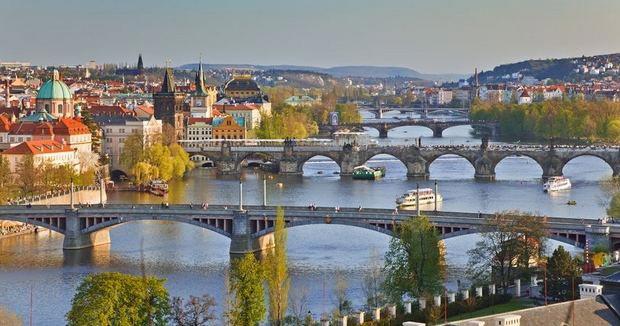 Vienna Prague Budapest Bratislava Tour 6N/7D