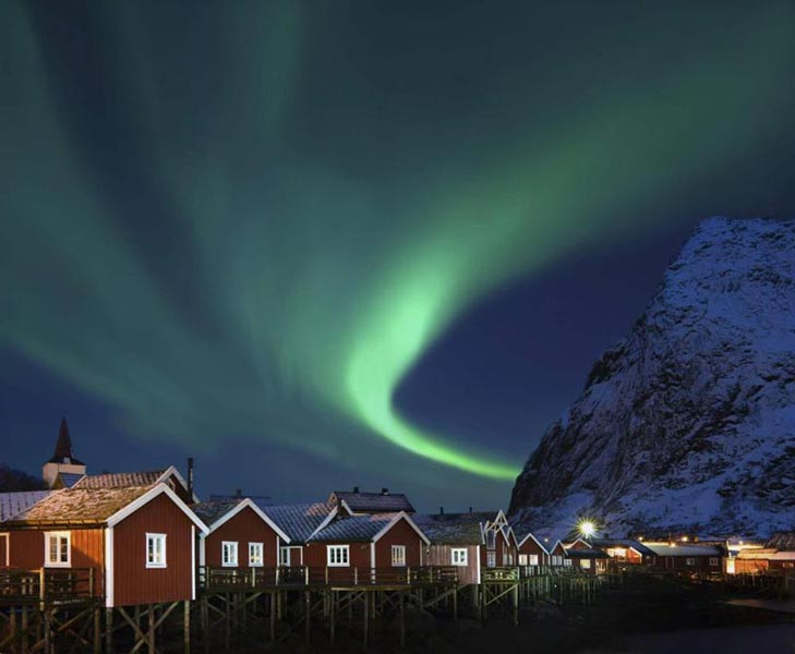 Scandinavian Northern Lights Tour 8N/9D