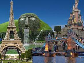 European Jewels With Versailles And Louvre 14N/15D Tour