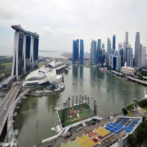 Singapore With Thailand Tour 7N/8D