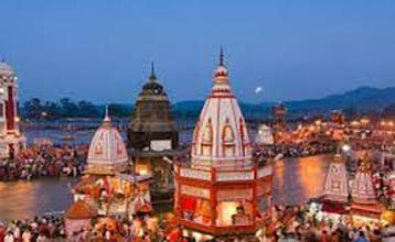 Mussorie With  Haridwar 3N/4D Tour