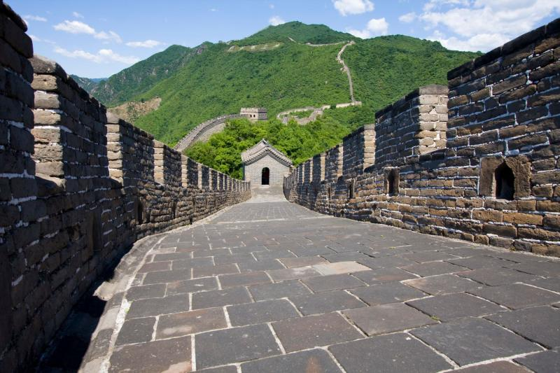 Private One Day Mutianyu Great Wall Hiking Tour Package