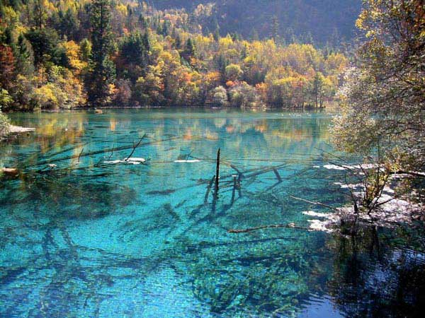 9 Days Wonderful Zhangjiajie & Jiuzhaigou Tour Package