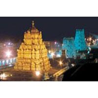 Tirupati Balaji Darshan Tour From Pune,Mumbai,Chennai