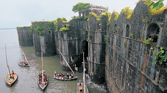 Alibag - Murud - Janjira Holiday Tour Package