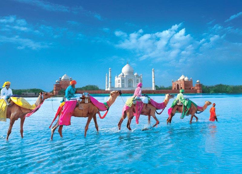 New Delhi - Agra - Jaipur - Jodhpur - Udaipur Holiday Travel