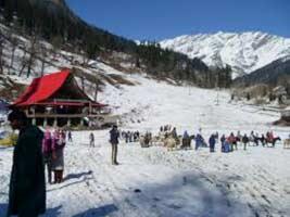 Shimla - Kullu - Chandigarh - Manali Honeymoon Package With Car