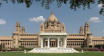 Rajasthan Marwad With Jaipur 8D Package