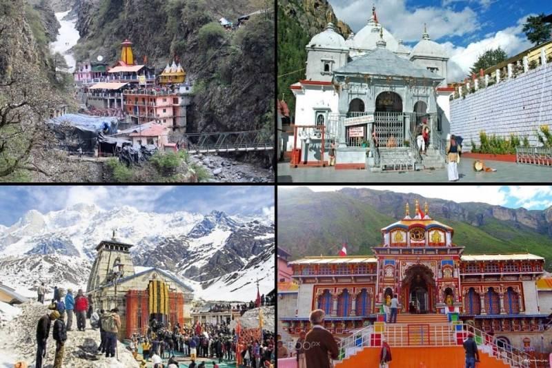 Kedarnath - Badrinath - Yamonotri - Gangotri Haridwar - Rishikesh 14 Days