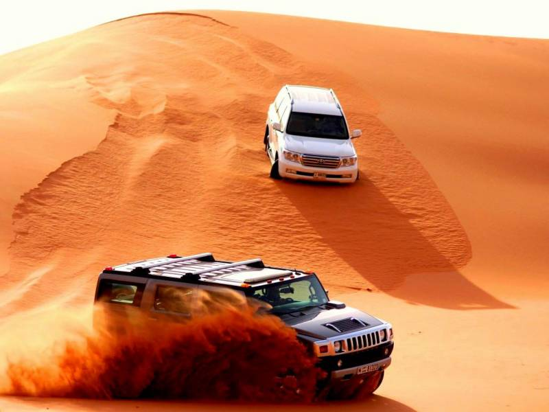 Dubai New Year Special Offers Tour Packages
