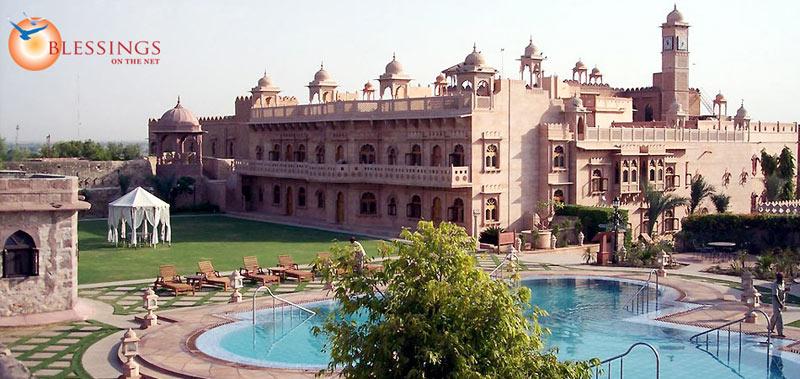Rajasthan Heritage Package