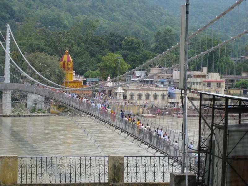 Haridwar Rishikesh Tour 9760 Holdiay Packages To New