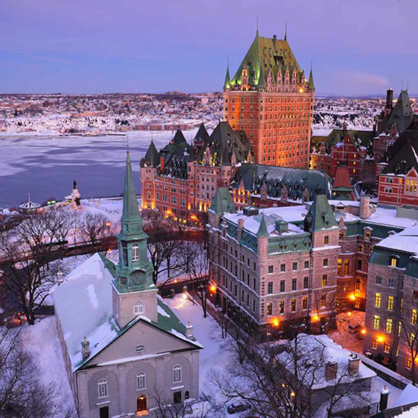 All Of Canada - 14 Nights / 15 Days Tour