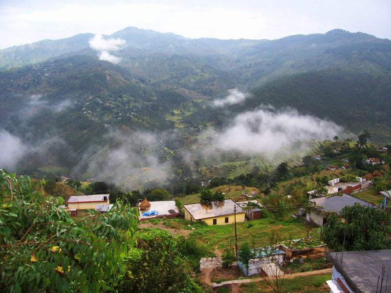 Delhi - Mussoorie - Ranikhet - Almora - Nainital - Honeymoon Tour Package
