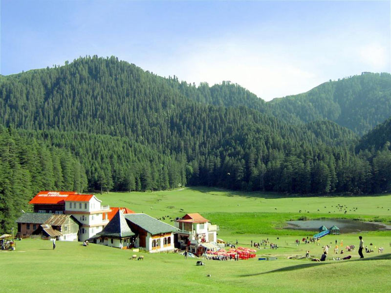 Dalhousie - Khajjiar - Dharamshala Tour Package