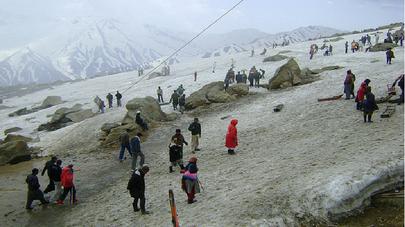 Honeymoon Tour for Katra - Patnitop - Srinagar - Gulmarg