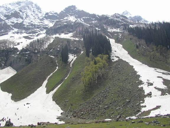 Kashmir - Sonmarg - Gulmarg - Pahalgam - Leh - Ladakh Tour Package