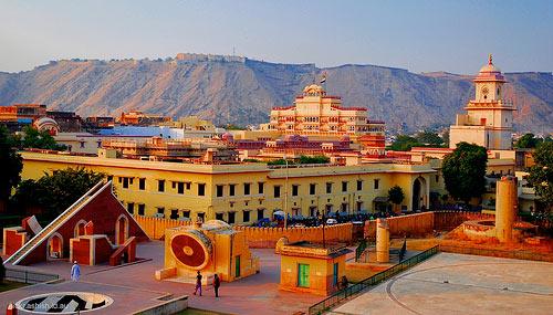 New Delhi - Jaipur - Ajmer - Udaipur - Jodhpur - Jaisalmer - Mandawa - Bharatpur - Agra Tour