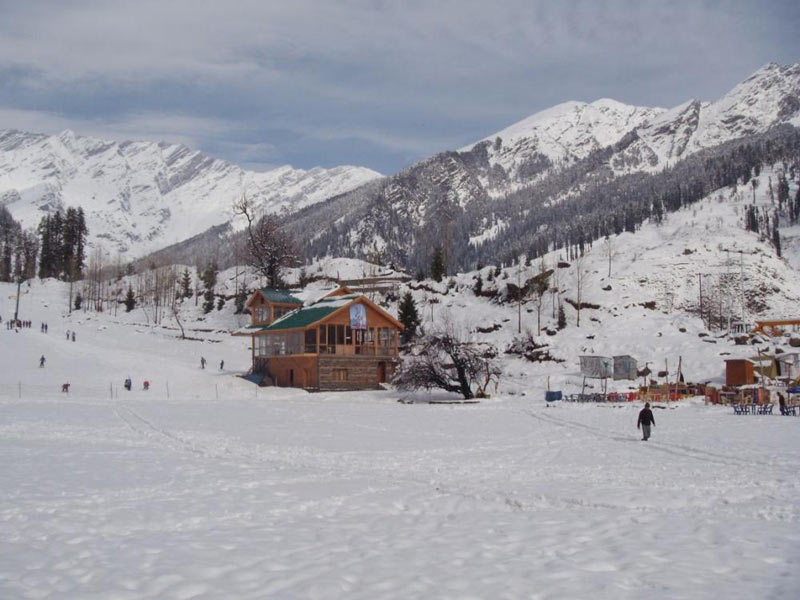 Shimla - Manali Package Tour From Pune