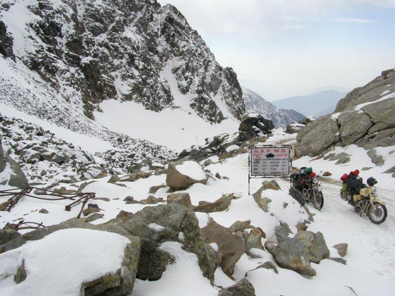 Pathankot - Bharmour - Khajjiar - Sach Pass - Dalhousie - Chakki Bank Tour Package