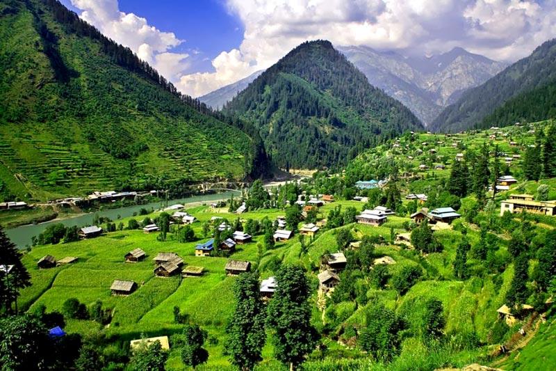 Kashmir - Vaishno Devi - Jammu Tour