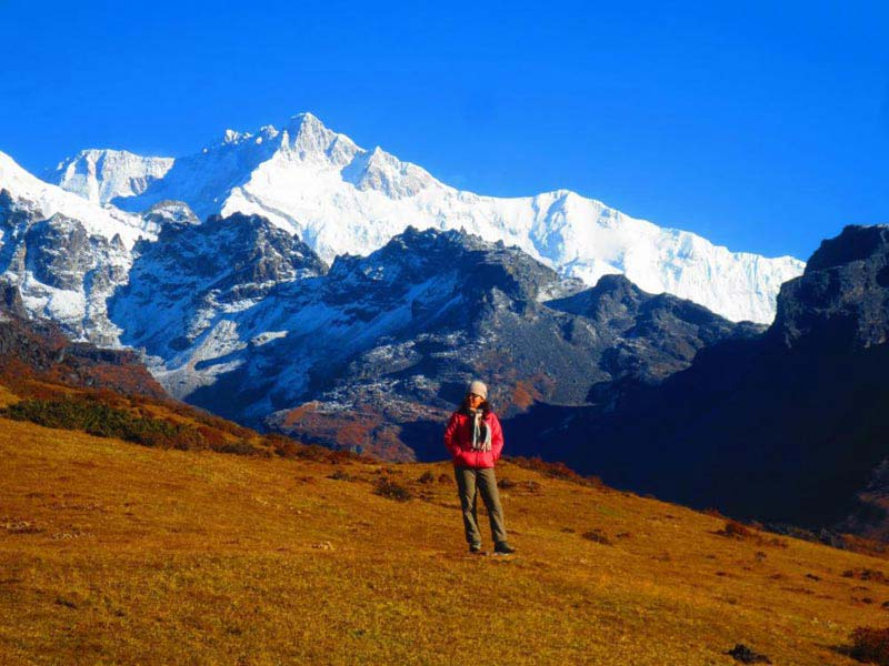 Yuksam – Dzongri Trek Tour
