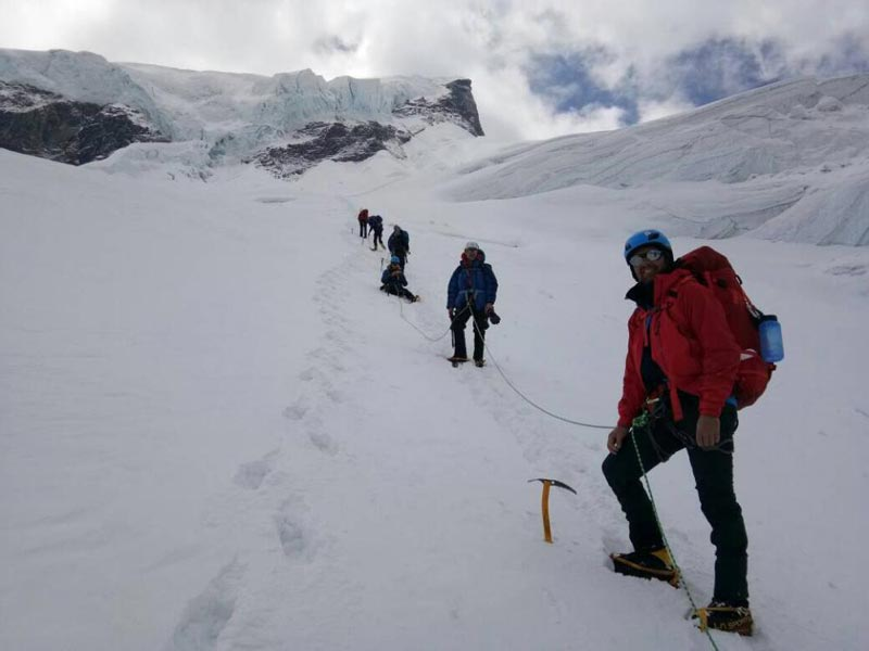 Mt. Thinchenkha Expedition Tour