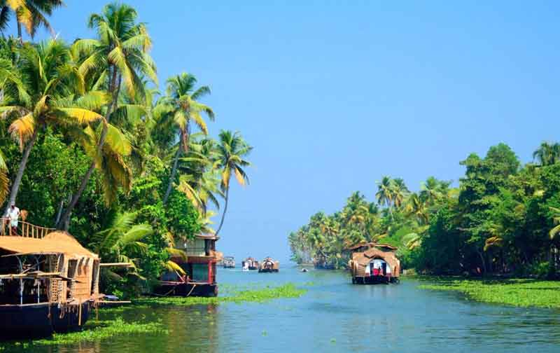 07 Nights 08 Days Kerala Tour