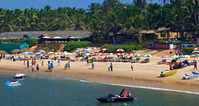 The Goa Splendour Tour