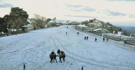 Shimla Tour For 4 Days And 3 Nights